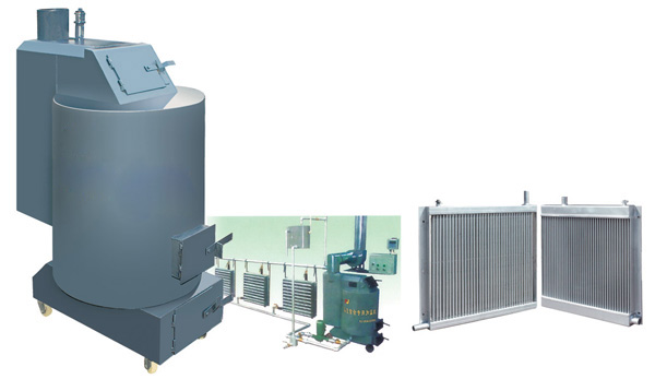 JSM-A Water-heated Coal-fired Heater