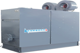 Fully Automatic Coal-fired Hot Air B..
