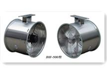 Stainless steel circulating fan
